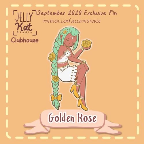 September 2020 - Golden Rose