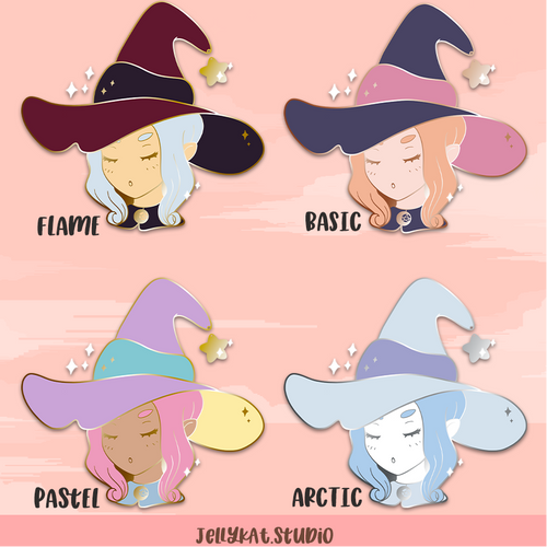 (PREORDER) Astral Witches