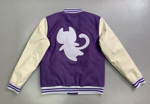 Jelly Kat Studio Varsity Jacket