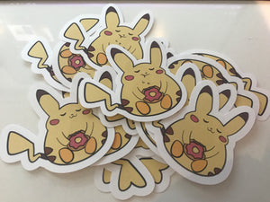 Chubbychu Sticker Pack (Set of 3)