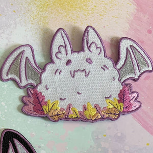 Fluffy Bat Patch