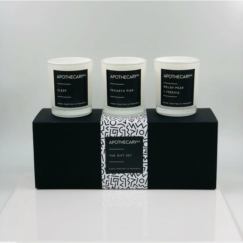 The Candle Trio Gift Set