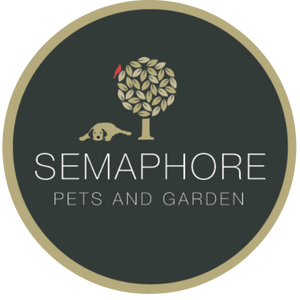 Semaphore Pets and Garden