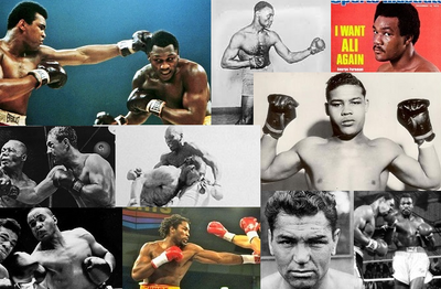 The Top 10 Best Heavyweights of All Time