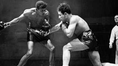 Sugar Ray Robinson - One of the greatest to ever do it