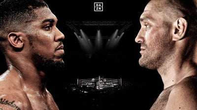 Tyson Fury vs Anthony Joshua: The Road to Undisputed