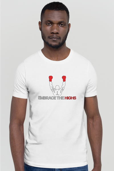Embrace The Highs Triumph T-Shirt - Boxing Highs