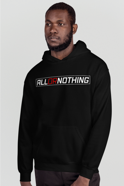 All or Nothing Hoodie - Boxing Highs