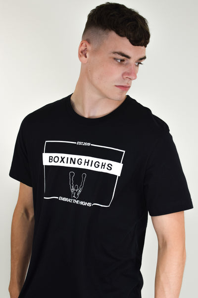 Embrace The Highs Box T-Shirt - Boxing Highs