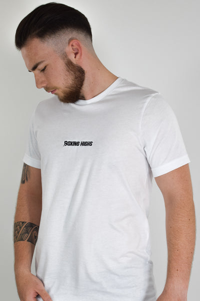 Stitched Logo T-Shirt - Boxing Highs