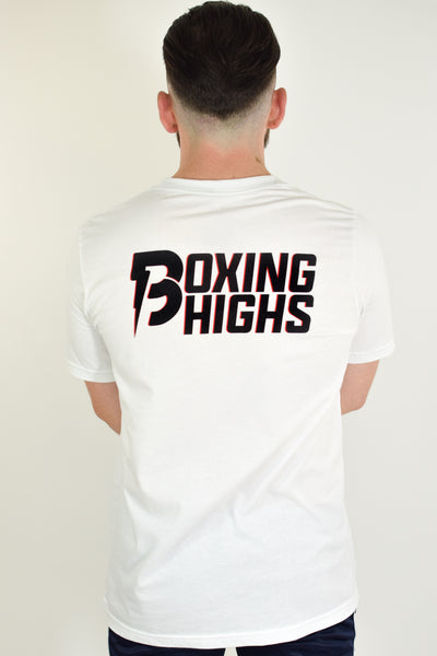 Double Line T-Shirt - Boxing Highs