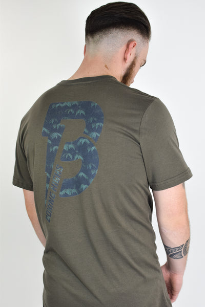 Tree Camouflage T-Shirt - Boxing Highs