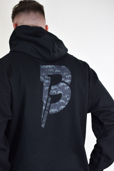 Tree Camouflage Hoodie - Boxing Highs