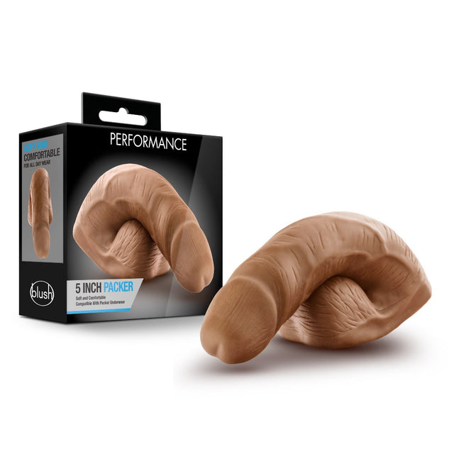 Performance 5 Inch Packer - Mocha