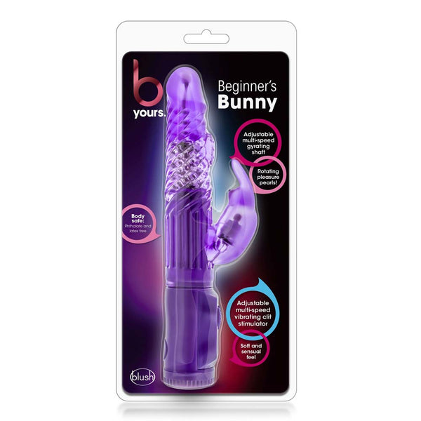 B Yours Beginners Bunny - Purple