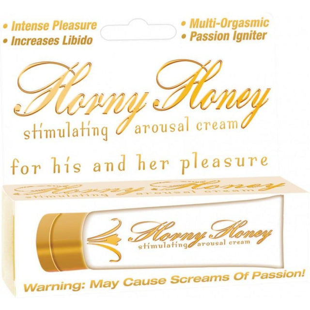 Horny Honey Stimulating Arousal Cream
