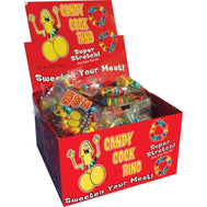 Candy C Ring - Display Box of 50 pcs