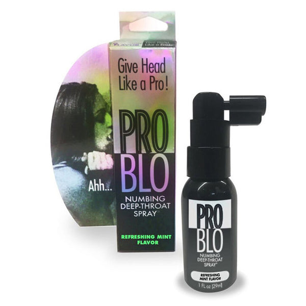 ProBlo Numbing Throat Spray - Mint