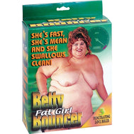 Betty Fat Girl Bouncer BlowUp Doll