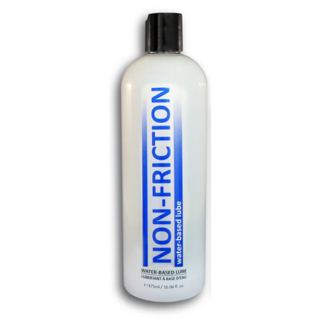 Non-Friction Water Based Lube - 16 oz
