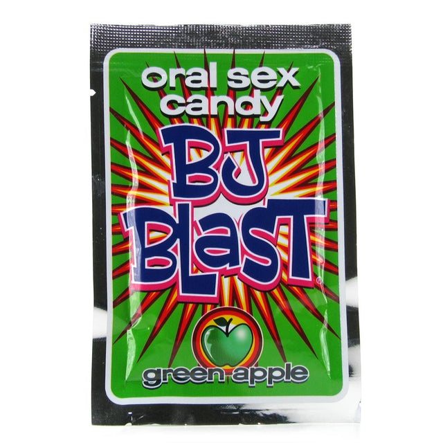 BJ Blast Green Apple-Oral Sex Candy