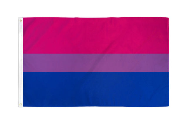 Bisexual Flag 4x6ft Polyester
