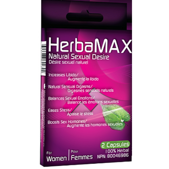 HerbaMAX For Women - 2pk