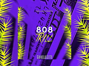 808 Trill Drum Kit by 5DOLLAKITS (Royalty Free)