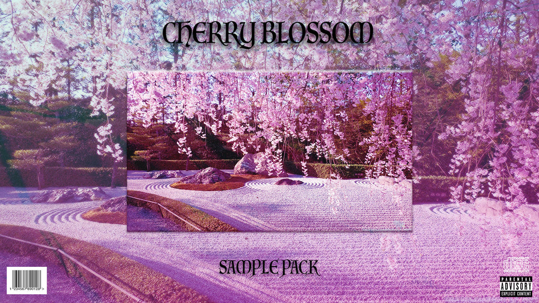 Cherry Blossom Sample Pack by Lil Wylo
