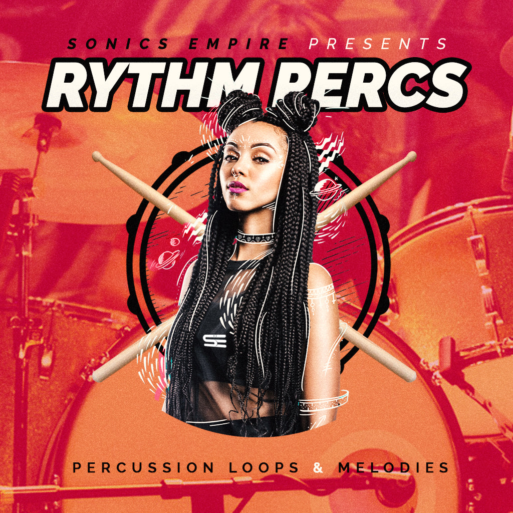 Rhythm Percs Stems Sample Pack by Sonics Empire (Royalty Free)