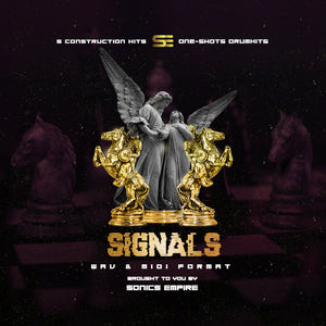 Signals Hip Hop/Trap Construction Kits by Sonics Empire (Royalty Free)