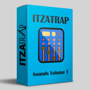 Itzatrap Sounds Volume 1 (Royalty Free)