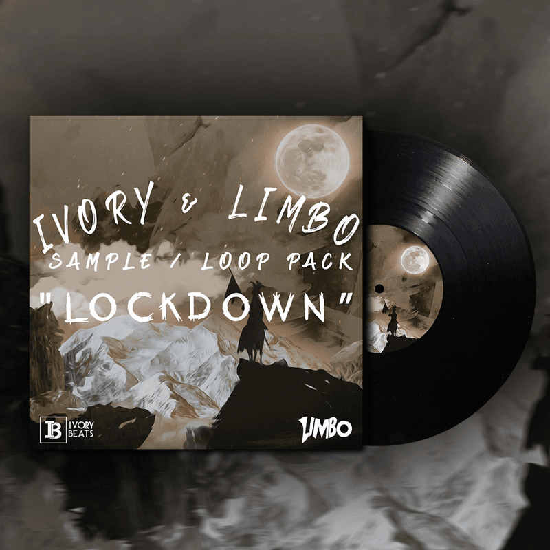 Lockdown (Cubeatz, Pvlace, Frank Dukes, Nick Mira & More!) Sample/Loop Pack by IvoryBeats