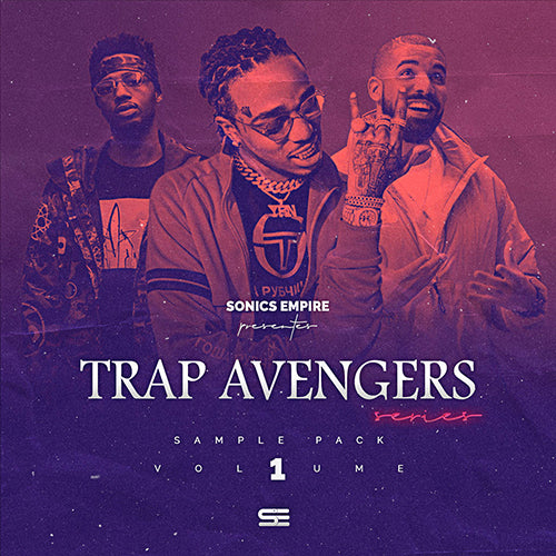 Trap Avengers vol. 1 by Sonics Empire (Royalty Free)