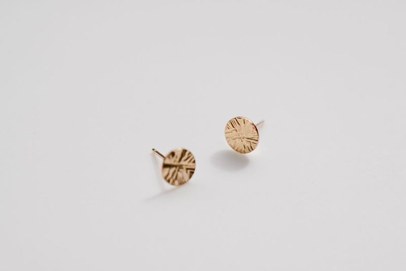 Starburst Earrings in 14kt Gold-Fill