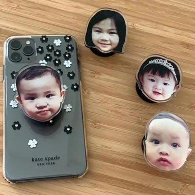 Pop Socket Akrilik