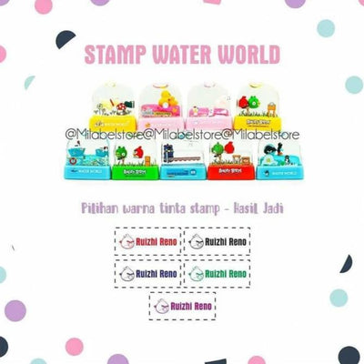 Water Stamp