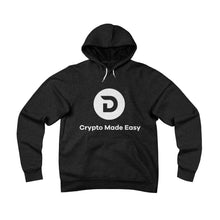 Load image into Gallery viewer, Divi Slogan Logo Unisex Sponge Fleece Pullover Hoodie