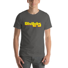 Load image into Gallery viewer, Divi Labs Retro Tee (Salmon)