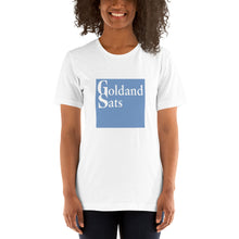 Load image into Gallery viewer, Goldand Sats Unisex Tee