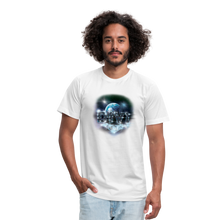 Load image into Gallery viewer, Divi Diamond Unisex Tee - white