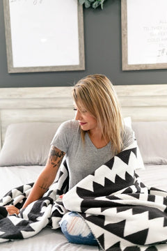 The Luxe Blanket - 9 Options!!