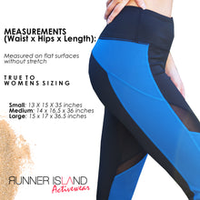 Load image into Gallery viewer, Island Turquoise Leggings