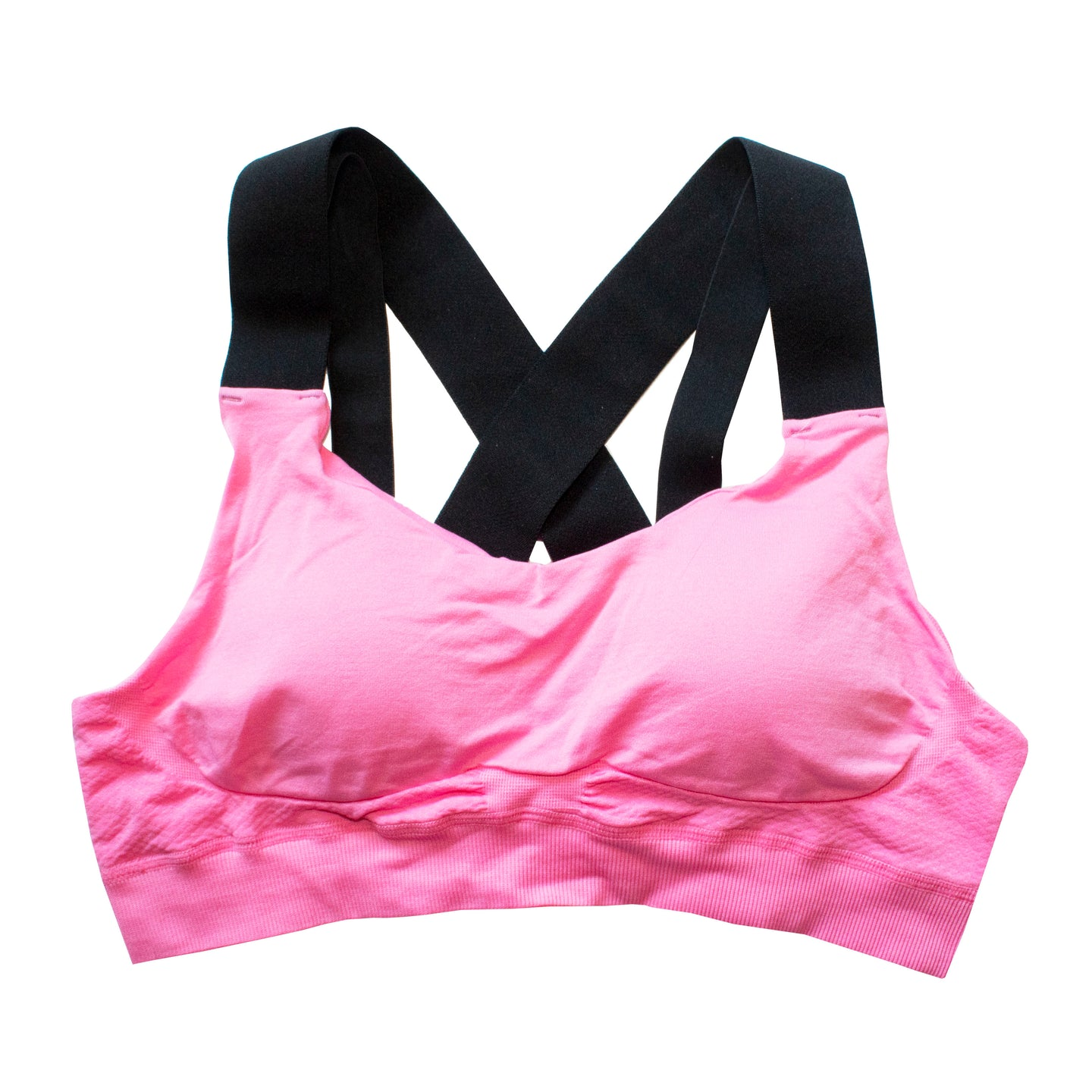 Bonnie's Strappy Large Bust Sports Bra