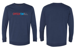 Catch 'Em All Sweatshirt - Navy