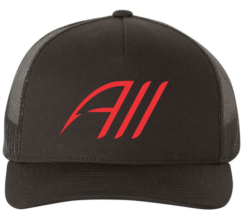 Catch Em All SnapBack Hat - Black