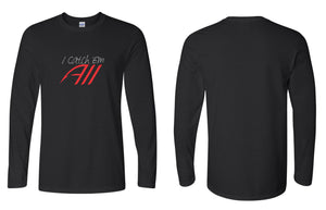 Catch 'Em All Premium LS Tee - Black