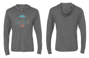 Miami Catch Hooded Sunshirt