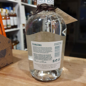Gin Canaima smal batch Amazon 0,7l 45% vol. bolivien Venezuela