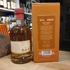Kilchoman Whisky small batch Edition 2019 single cask scotch single malt whisky 0,7l 46,8 % vol.